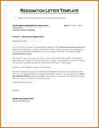 9 resignation letter word format sample bibliography apa