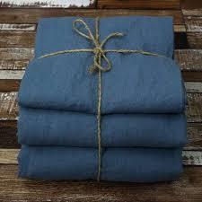 Blue Linen Bedding - pure linen bedding u2013 linenshed
