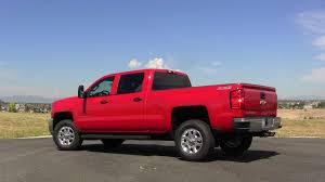 2015 chevy silverado 2500 hd 6 0l quiet worker review the