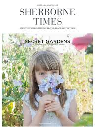 sherborne times september 2017 by sherborne times issuu