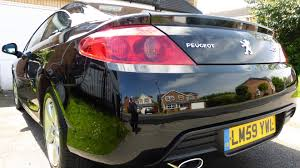 Peugeot 407 Coupe 2 0 Hdi 163 Bhp Youtube