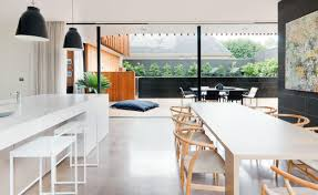 kitchen dining design living room hypnotizing open plan kitchen and living room