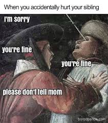 Historical Memes - historical art memes show that people are always the same 44 pics