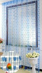 String Tassel Curtains 2m 1m 12 Colors String Curtains Door Window Panel Curtain Divider