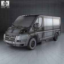 dodge cargo dodge ram promaster cargo l2h1 2013 by humster3d 3docean