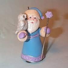 a visit from santa hallmark ornaments