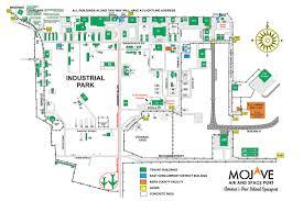 directory mojave air u0026 space port