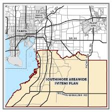 Ruskin Florida Map by Southshore Areawide Systems Plan Plan Hillsborough