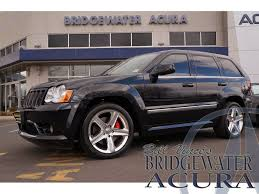 acura jeep 2009 pre owned 2009 jeep grand cherokee srt8 suv in bridgewater