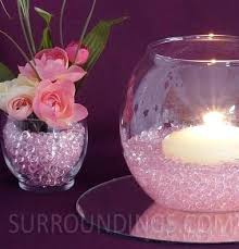 floating candle centerpieces without flowers floating candle