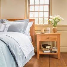 Natural Cherry Bedroom Furniture by New England Shaker Bed Queen Or King Vermont Made Shaker