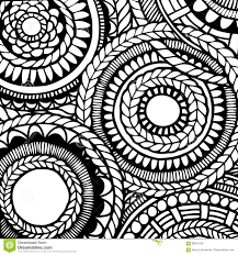 zentangle pattern stock vector image 69216155