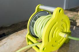 cast aluminum wall mounted garden hose reel review garden tools