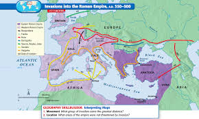 Blank Map Of Roman Empire by World Cultures Resources Mr Camillo U0027s Homework Central Page