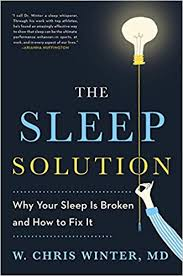 the sleep solution why your sleep is broken and how to fix it w