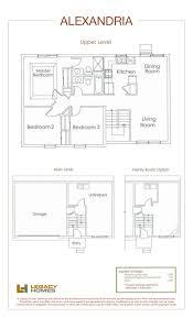 alexandria floor plan legacy homes omaha and lincoln
