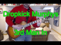dropkick murphys 3rd in guitar tab cover