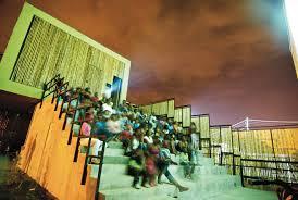 designboom green school feldman quinones construct bamboo childhood center in colombia