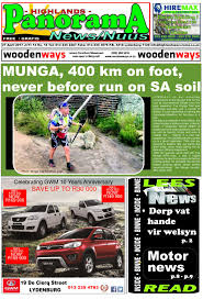 lexus v8 conversions nelspruit 27 april 2017 jr yr 14 no 15 by highlands panorama news issuu