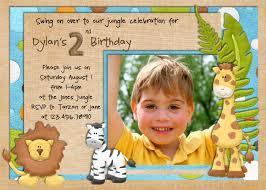 First Year Invitation Birthday Cards Safari Birthday Invitation For Logan Pinterest Safari Boy