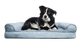 Camo Dog Bed Furhaven Furhaven Plush Orthopedic Sofa Style Dog Bed U0026 Reviews