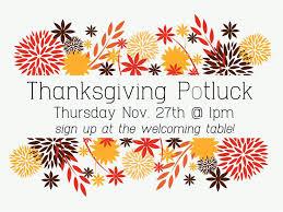 thanksgiving day us 2014 thanksgiving potluck symphony church