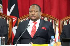 Seeking Nairobi The On Proposing To Abolish Nairobi County Politics