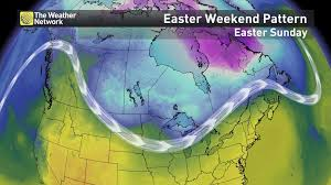 thanksgiving weekend weather news gloomy easter for some white stuff for others national
