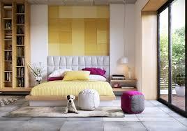 décoration chambre à coucher adulte photos décoration de chambre 55 idées de couleur murale et tissus