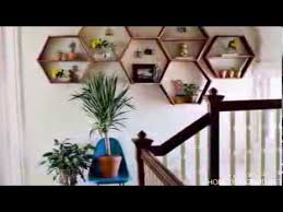 Diy Honeycomb Shelves by A Diy Project That Makes You Smile The Honeycomb Shelves Youtube