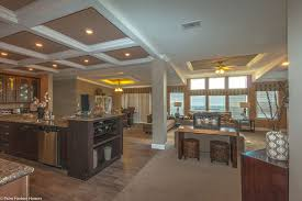 bedroom modular homes open floor the tradewinds open floor plan by palm harbor homes 4 bedrooms