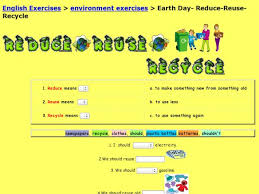 1st grade reduce reuse recycle worksheets for 1st grade