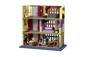 Icarly Bedroom Lego Ideas Lego Icarly