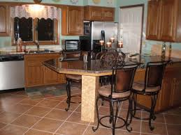 furniture make your kitchen more cozy with lovely countertop