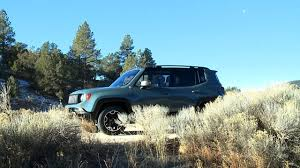 jeep renegade trailhawk lifted 2015 jeep renegade trailhawk youtube