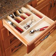 home decorators collection 10x3x19 in cutlery divider tray for 15 home decorators collection 10x3x19 in cutlery divider tray for 15 in shallow drawer in natural maple cdt15 the home depot