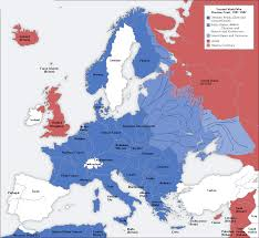 European Union Blank Map by Map World War2 Stalingrad 1942