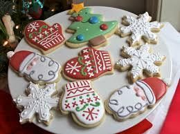 christmas snowflake cookies christmas lights decoration