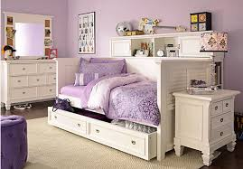 belmar white 7 pc daybed bedroom twin bedroom sets colors