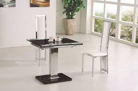 Modern Glass Dining Room Table Dining Exciting Modern Glass Dining Room Sets And Glass Dining