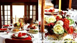 how to decorate a thanksgiving dinner table 99 thanksgiving decorating ideas youtube