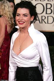 julianna margulies new hair cut the good wife star julianna margulies will go to trial after