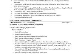 Ultrasound Technician Resume Sample by Resume Design Sample Ultrasound Technician Resume Examples Resume