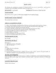 sample insurance resume resume travel agent experience dalarcon com travel specialist sample resume early childhood education resume