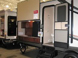Pod Style Bathroom Pods Tear Drop Campers Madison Rv Show Scenic Pathways