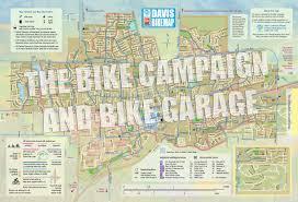 davis map davis bike map