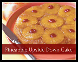 pineapple upside down cake two southern sweeties