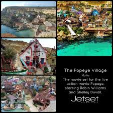 yes its real meet the popeyevillage robinwilliams and