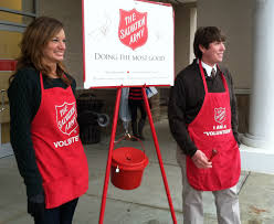 Salvation Army Volunteer Thanksgiving Salvation Army U0027s Red Kettle Donations In Jefferson Shelby