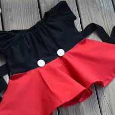 Mickey Mouse Toddler Costume Best Minnie Mouse Costume Dress Products On Wanelo
